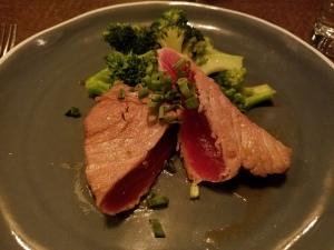 tuna and broc