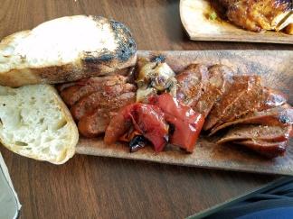 3 gaucho sausage