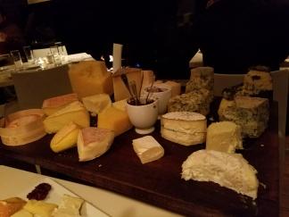 4 l'albatros cheese board