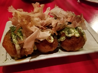 6 teppanyaki kyoto takoyaki